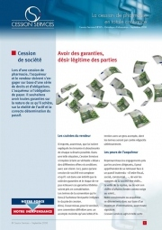 Newsletter Cession Service
