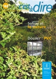 C'est à Dire Solvay n°48 Couverture