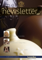 Newsletter Leonidas hiver 2008 01