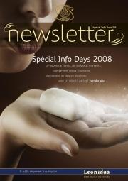 Newsletter Leonidas ID 2008 01