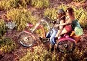 Parodie de pub pour un tricycle v7
